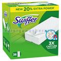 Staubwedel Swiffer Trockentücher Nachfüllpackung 36 Tücher