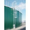 Steigleiter Hymer bis Gebäudehöhe/Steighöhe 15,56 m