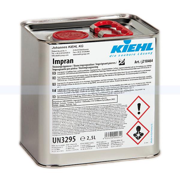 Steinimprägnierung Kiehl Impran 2,5 L Lösungsmittelhaltige Steinimprägnierung, gebrauchsfertig j210465