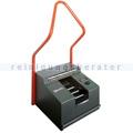 Stiefelputzmaschine Solamat 90 Sohlenreinigungsmaschine