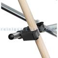 Stielhalter FLORA Kunststoff, Klemmbereich 30-40 mm