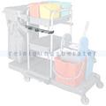 Stielhalter für Reinigungswagen Ersatzhalterung RMV Wagen