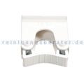Stielhalter Haug für Alu-Geräteleiste, 15-20 mm