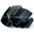 Stielhalter Numatic Besenhalter schwarz f. Rohre mit 25 mm