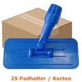 Stielpadhalter MopKnight Stielhaltergelenk 23 cm blau Karton