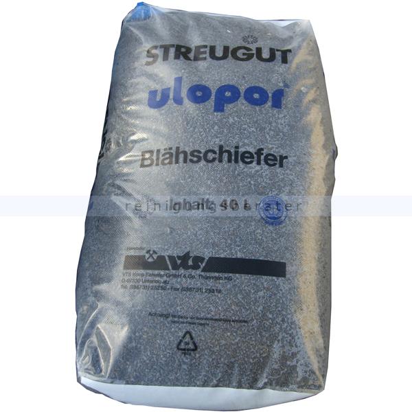 Streugut Blähschiefer ulopor Körnung 1-5 mm 40 L