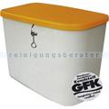 Streugutbehälter Cemo Kompakt aus GFK ohne Entnahmeöffnung