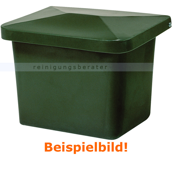 Streugutbehälter Salzkontor Karlsruhe ohne Auslauf braun 150 L