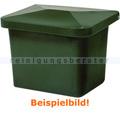 Streugutbehälter Salzkontor Karlsruhe ohne Auslauf grün 150 L