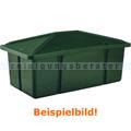 Streugutbehälter Salzkontor München ohne Auslauf grün 700 L