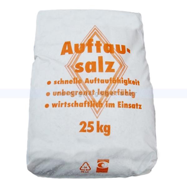 Streusalz, Auftausalz Korngröße bis 5 mm 25 kg