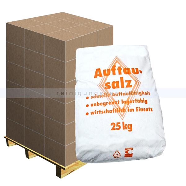 Streusalz, Auftausalz Korngröße bis 5 mm, Palettenpreis