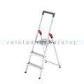 Stufen Stehleiter Hailo ProfiLine S 150, 3 Stufen