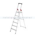 Stufen Stehleiter Hailo ProfiLine S 150, 6 Stufen