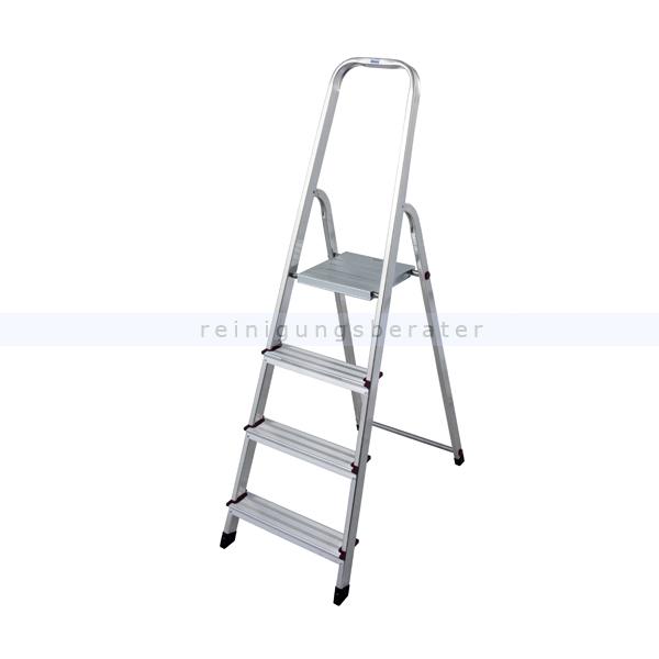 stufen stehleiter krause corda haushaltsleiter 4 stufen. Black Bedroom Furniture Sets. Home Design Ideas