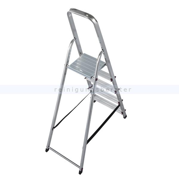 stufen stehleiter krause corda haushaltsleiter 5 stufen. Black Bedroom Furniture Sets. Home Design Ideas