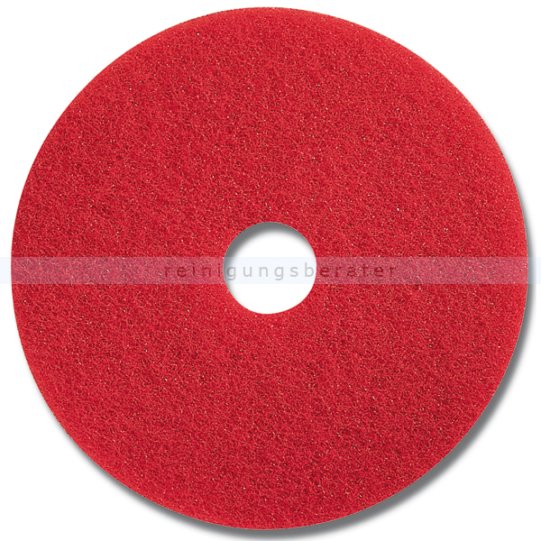 Superpad Janex rot 330 mm 13 Zoll