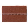 Superpad Numatic Exzenter Pad 30,5 x 45,8 cm rotbraun