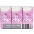 Taschentücher Fripa akito 4-lagig hochweiß