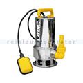 Tauchpumpe Lavor Schmutzwasserpumpe Edelstahl EDS-M 15000