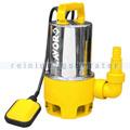 Tauchpumpe Lavor Schmutzwasserpumpe EDS-PM 12500