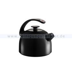 Teekessel Wesco Wasserkessel schwarz