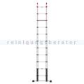 Teleskopleiter Hailo ProfiLine T350, 11 Sprossen