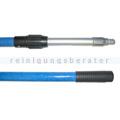 Teleskopstangen Autopflege Glasfaser-Alu PRO 2x1,2 m blau