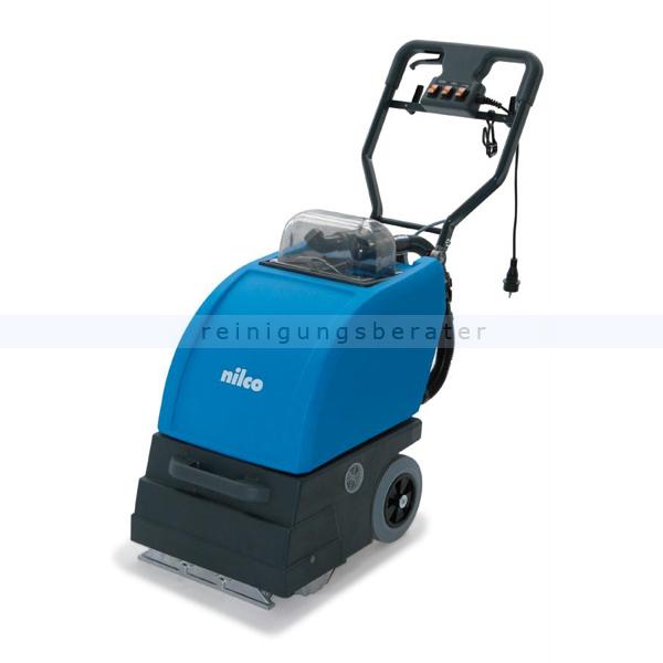 Teppichreinigungsmaschine Nilco SE-BA T 490 kompaktes Sprühextraktionsgerät für die Teppichreinigung 3746004