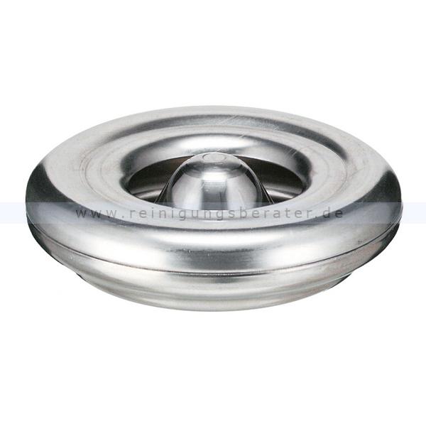 ReinigungsBerater Tischaschenbecher Feuerlöschender Aschenbecher Ř12 Aluminium Tischascher, selbstlöschend 31007127
