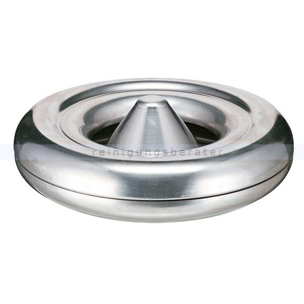 ReinigungsBerater Tischaschenbecher Feuerlöschender Aschenbecher Ř25 Tischascher aus Aluminium, selbstlöschend 31007134