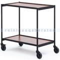 Tischwagen max. 150 kg Eiche, 834x460x780 mm