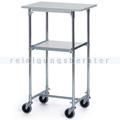 Tischwagen, Mittel Hellgrau, max. Last 100 kg