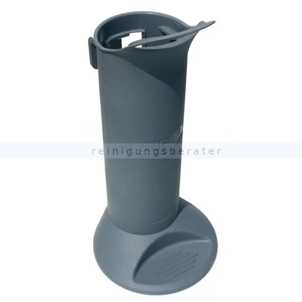 Unger BBHLR Toilettenbürste Ergo Toilettenbürstenhalter Halter für die ergonomische Unger Toilettenbürste