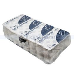 Toilettenpapier 2-lagig naturweiss lichtgrau