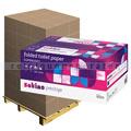 Toilettenpapier Einzelblatt Wepa Satino Super Soft hochweiß