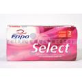 Toilettenpapier Fripa Select Tissue hochweiß 8 Rollen