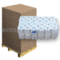 Toilettenpapier Fripa Tissue Recycling naturweiß, Palette