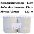 Toilettenpapier Großrolle