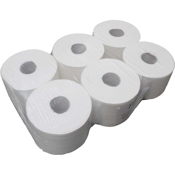 32 Rollen Toilettenpapier Klopapier 4-lagig Hochweiß supersoft Prestige Tissue