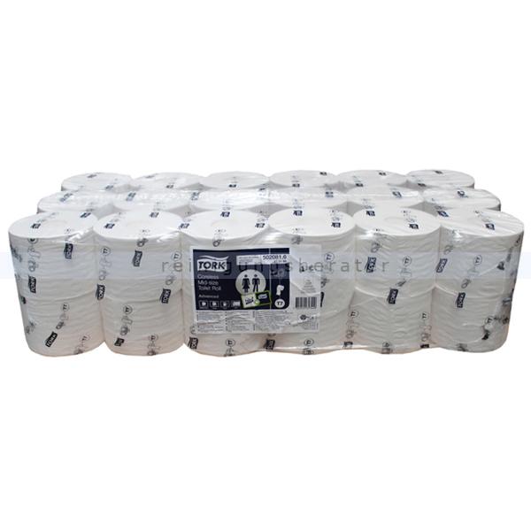 Toilettenpapier Großrolle Lotus Ensure Compact 2-lagig