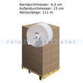Toilettenpapier Großrolle Lotus SmartOne mini Tissue Palette
