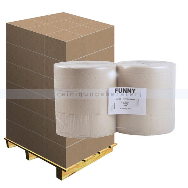 toilettenpapier gro rolle natur 2 lagig palette. Black Bedroom Furniture Sets. Home Design Ideas