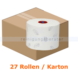 Toilettenpapier Großrolle SCA Tork Advanced Compact 2-lagig