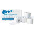 Toilettenpapier Nordvlies WIPEX PoFessional 2-lagig hochweiß