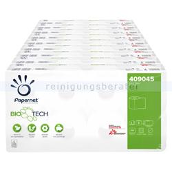 Toilettenpapier Papernet BIOTECH 3-lagig Recycling Großpaket