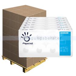 Toilettenpapier Papernet Recycling 3-lagig hochweiß, Palette