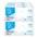 Zusatzbild Toilettenpapier Papernet Tissue Recycling naturweiß 3-lagig