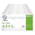 Toilettenpapier Papernet Tissue Recycling naturweiß 3-lagig