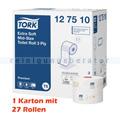 Toilettenpapier SCA Tork Midi, extra weich 3-lagig